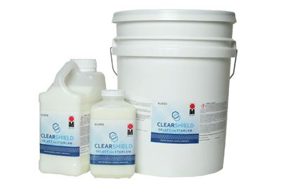 Picture of Marabu ClearShield Select for StarLam, Gloss -  55 Gallon