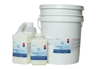 Picture of Marabu ClearShield Select, Semi-Gloss - 1 Gallon