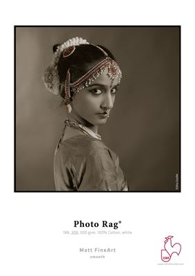 Picture of Hahnemühle Photo Rag® 188 gsm - 17in x 22in