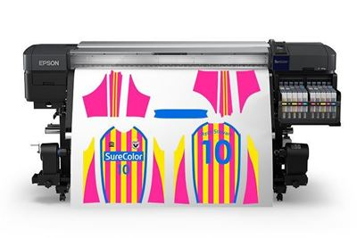 Picture of EPSON SureColor F9470H Dye-sublimation Inkjet Printer - 64in