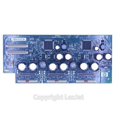 Picture of HP Carriage PC board (PCA) - Q5669-60682