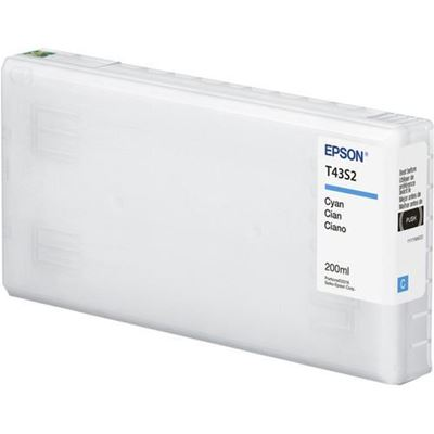 Picture of EPSON UltraChrome D6r-S Ink for SureLab D870 - Cyan (200mL)