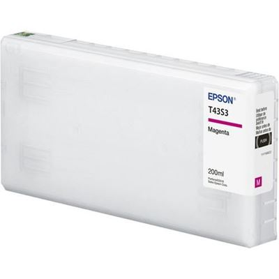 Picture of EPSON UltraChrome D6r-S Ink for SureLab D870 - Magenta (200mL)