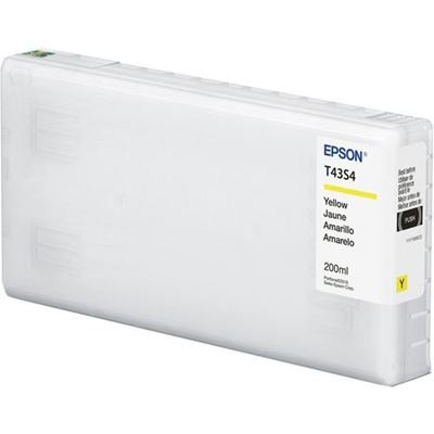 Picture of EPSON UltraChrome D6r-S Ink for SureLab D870 - Yellow (200mL)