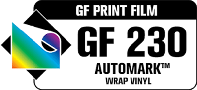 Picture of GF 230 AUTOMARK™ Wrap Vinyl - 54in x 150ft