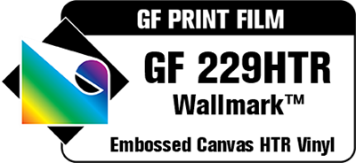 Picture of GF 229 WallMark™ Canvas Vinyl HTR - 54in x 100ft