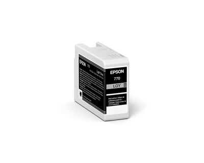 Picture of EPSON UltraChrome PRO10 Ink for P700 - Light Gray (25 mL)