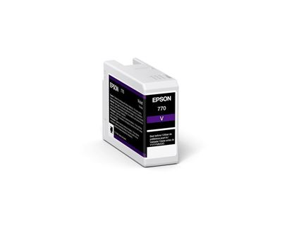 Picture of EPSON UltraChrome PRO10 Ink for P700 - Violet (25 mL)