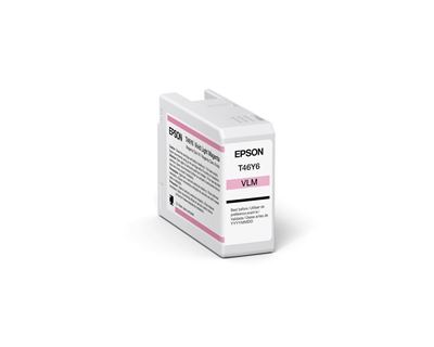 Picture of EPSON UltraChrome PRO10 Ink for P900 - Light Magenta (50 mL)