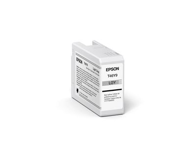 Picture of EPSON UltraChrome PRO10 Ink for P900 - Light Gray (50 mL)