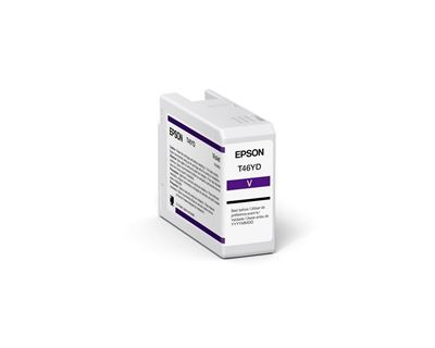 Picture of EPSON UltraChrome PRO10 Ink for P900 - Violet (50 mL)