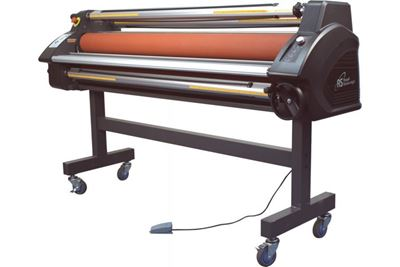 Picture of Royal Sovereign Sigmont Heat Assist Top Roller Wide Format Roll Laminator - 61in