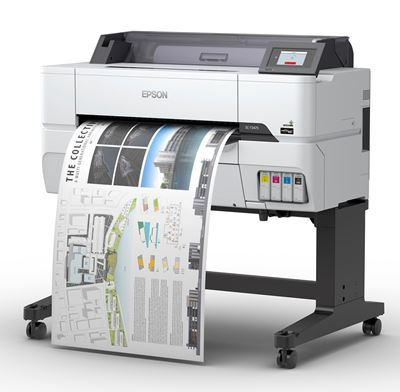 Picture of EPSON SureColor T3475 Single Roll Printer - 24in
