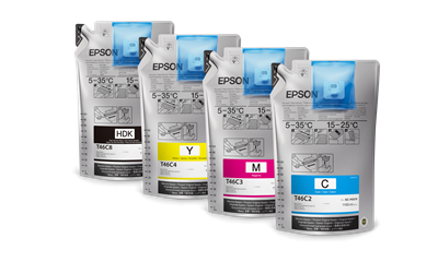 Picture of EPSON UltraChrome DS6 Dye Sub Ink - Single Pack