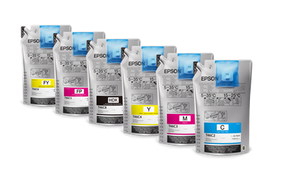 Picture of EPSON UltraChrome DS6 Dye Sub Ink for F6370, F9470 and F9470H