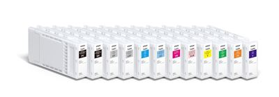 Picture of EPSON UltraChrome® Pro12 Ink for SureColor P7570 and P9570 (350 mL)
