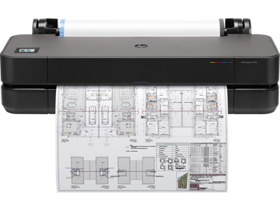 Picture of HP DesignJet T250 - 24in Printer