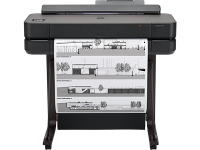 Picture of HP DesignJet T650 - 24in Printer