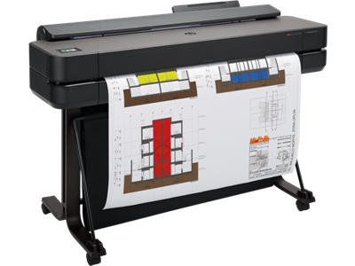 Picture of HP DesignJet T650 - 36in Printer
