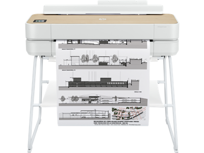 Picture of HP DesignJet Studio - 24in Printer (Wood Top)