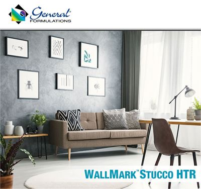 Picture of General Formulations 263HTR WallMark™ Stucco HTR - 54in x 100ft