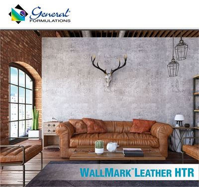 Picture of General Formulations  264 HTR  WallMark™ Leather HTR