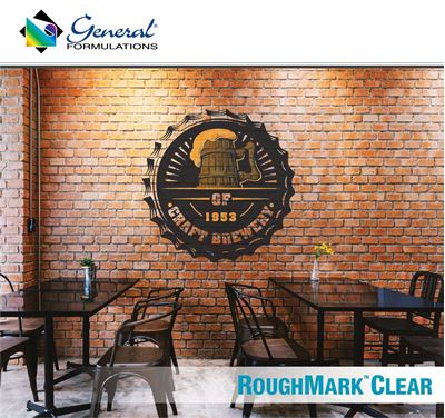 Picture of General Formulations 287 RoughMark™ Clear - 60in x 75ft