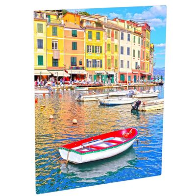 Picture of ChromaLuxe Aluminum Photo Panels - Gloss White